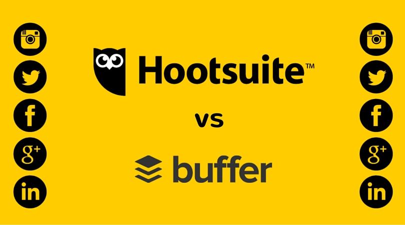 Hootsuite versus Buffer: ferramentas para gerir redes sociais