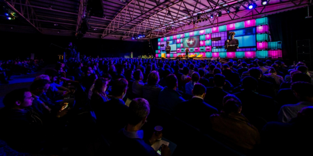 Web Summit junta tecnologia e empreendedorismo