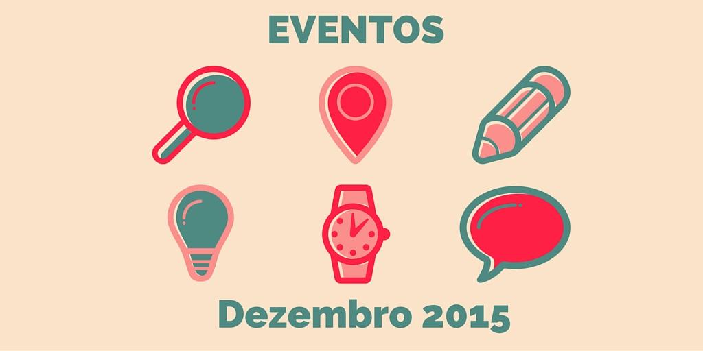 Eventos dezembro