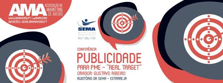 "Publicidade para PME – ""Real Target"""