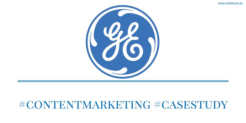 General Electric: Um case study de content marketing