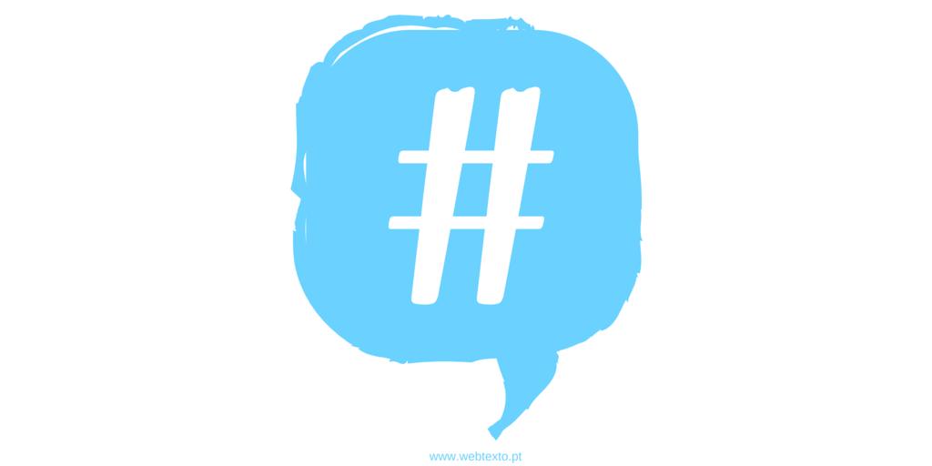 Como usar hashtags nas redes sociais?