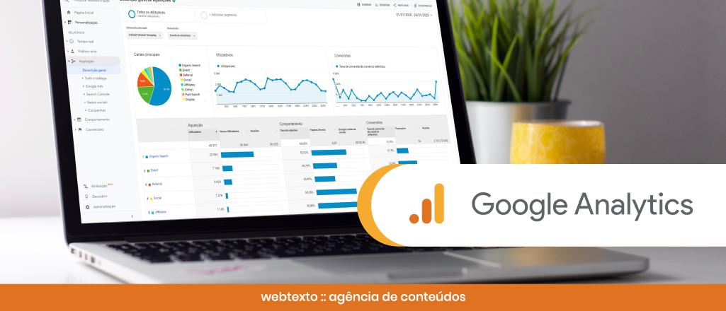 Como funciona o Google Analytics?
