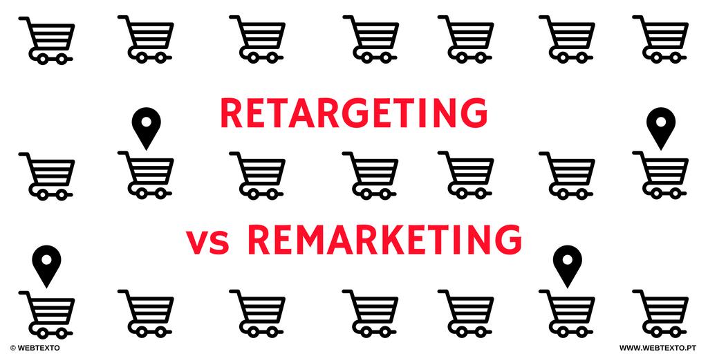 Retargeting vs Remarketing