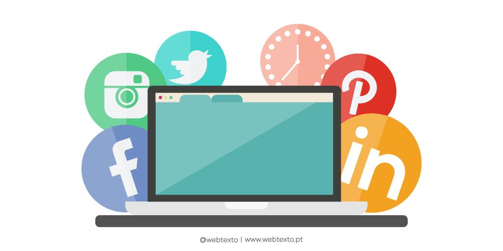 Qual a melhor hora para as empresas publicarem nas redes sociais?