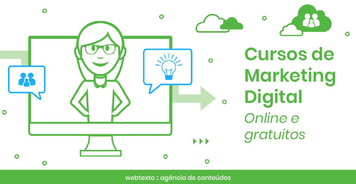 Os melhores cursos de Marketing Digital online gratuitos