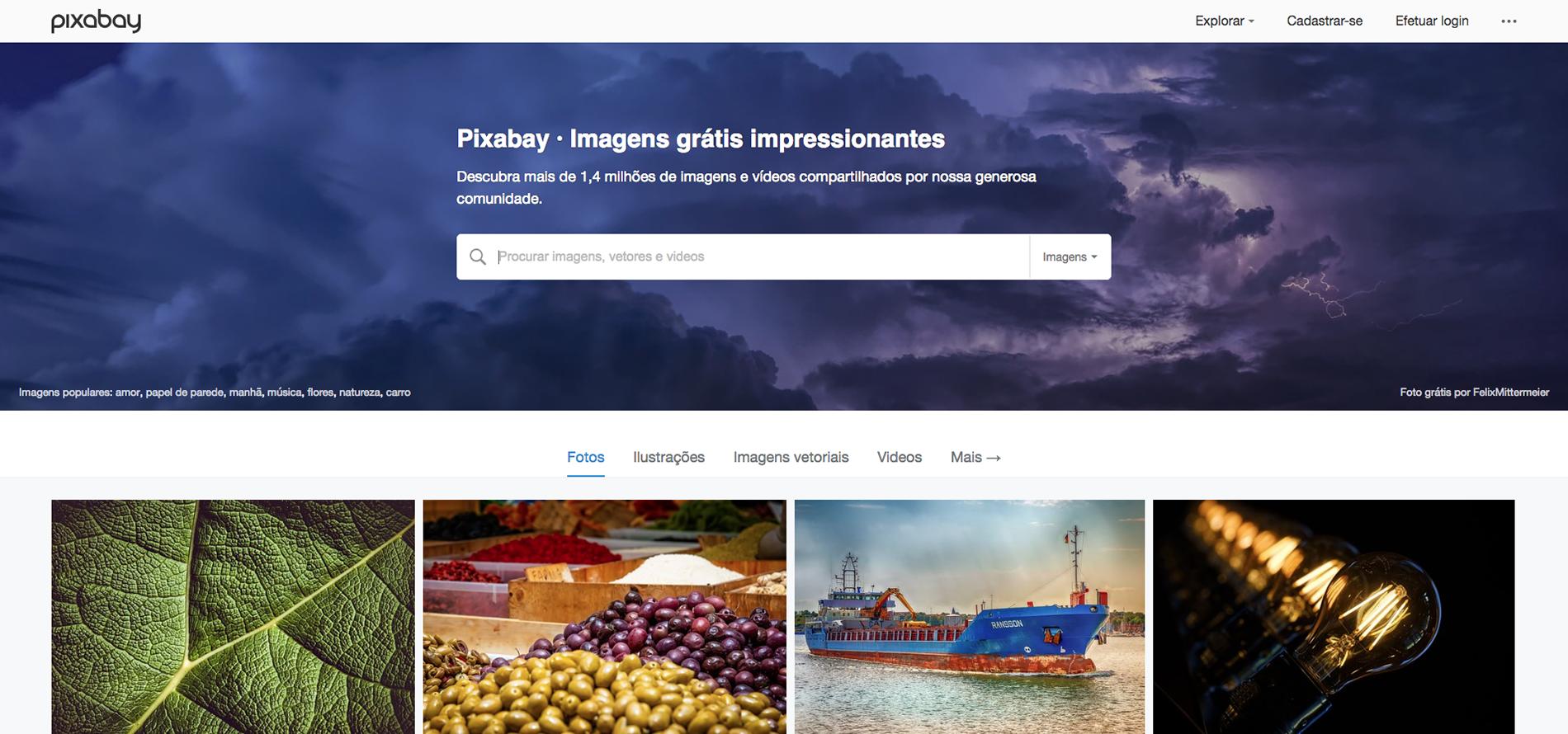 pixabay, bancos de imagens, melhores bancos de imagens, imagens