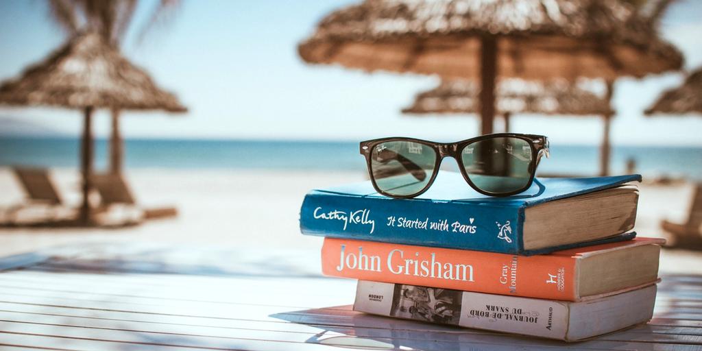 Content Marketing: Livros, vídeos e podcasts para pôr em dia estas férias