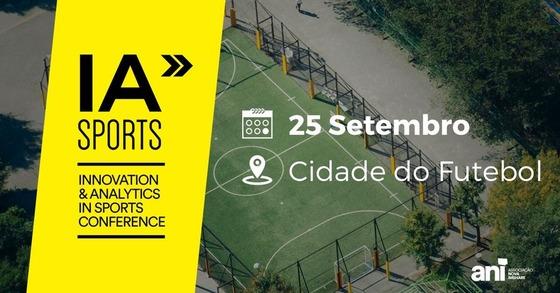 IASports — 1ª Conferência de Gestão de Informação & Analytics no Desporto