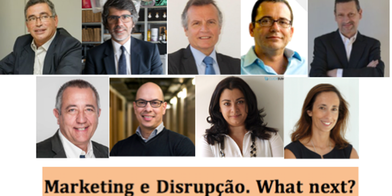 Marketing e Disrupção. What next?