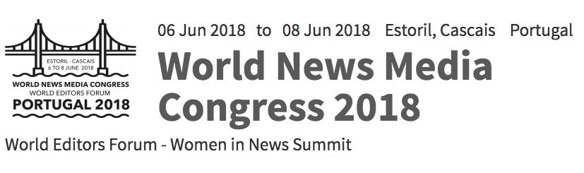 World News Media Congress 2018
