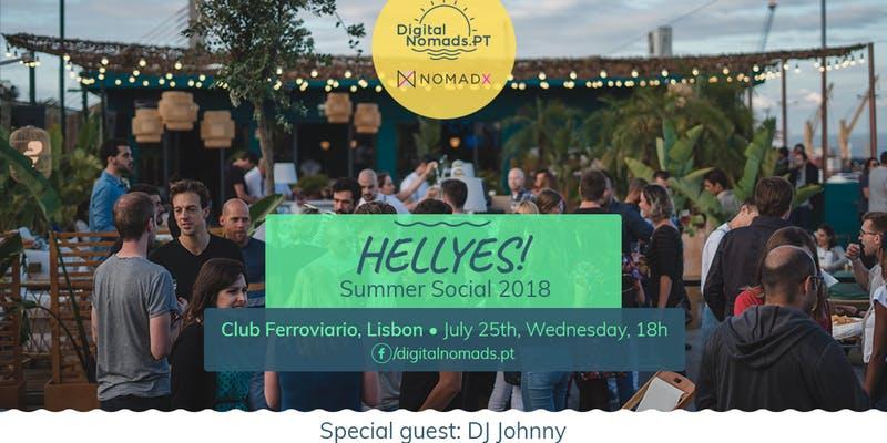 #HELLYES! Summer Social 2018