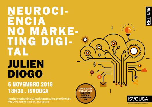 Neurociência no Marketing Digital – 23ª ISVOUGA Marketing Session