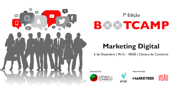 Bootcamp de Marketing Digital