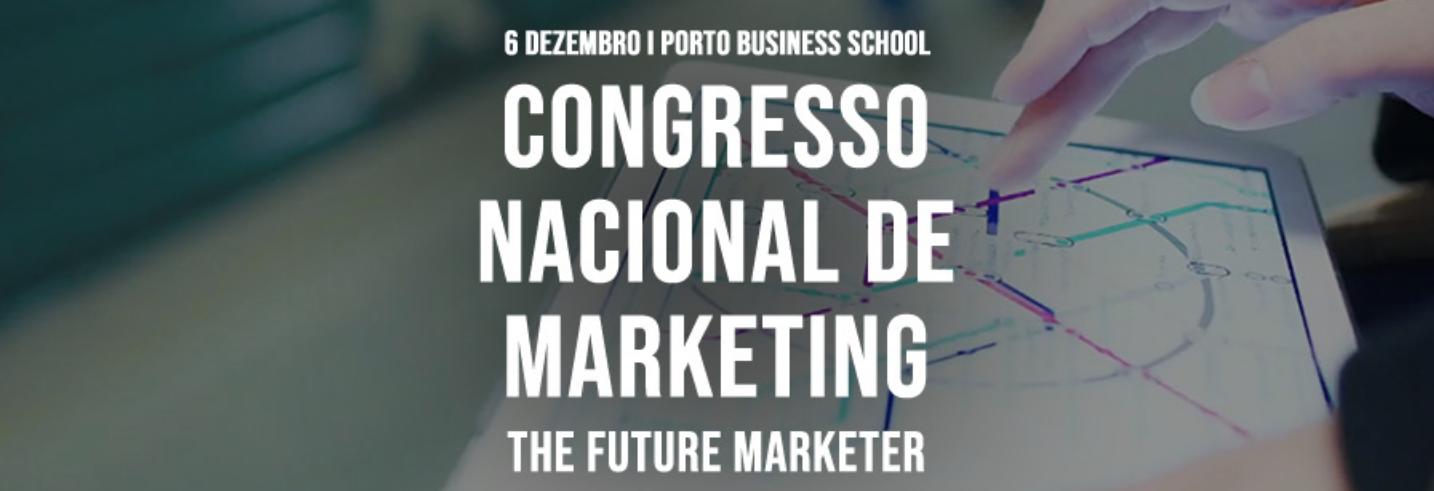 Congresso Nacional de Marketing: The Future Marketer