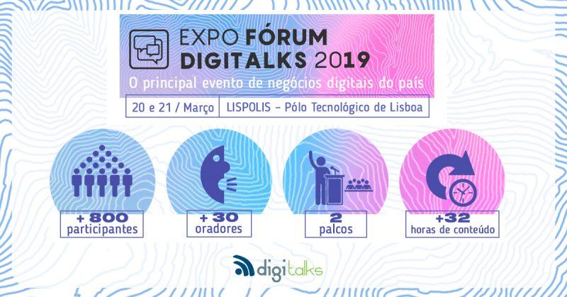 digitalks, flávio horta, transformação digital, marketing digital, expo digitalks lisboa, economia digital