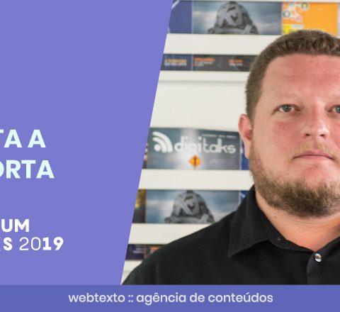 """Flávio Horta: """"Quem não fizer a transformação digital vai perder negócio"""""""