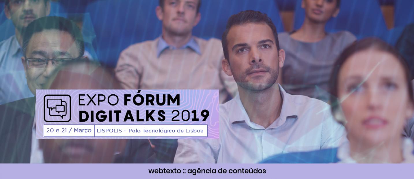 Expo Fórum Digitalks Portugal: Conheça os principais oradores do evento