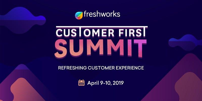 Customer First Summit 2019