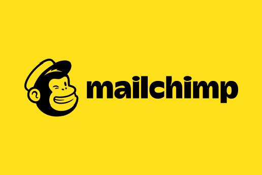 mailchimp, landing page, email marketing