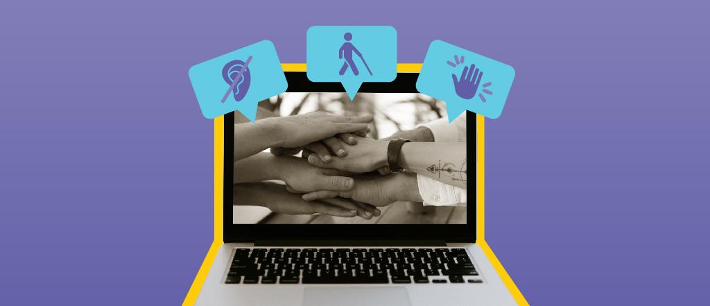 Acessibilidade digital: conteúdos pensados para todos