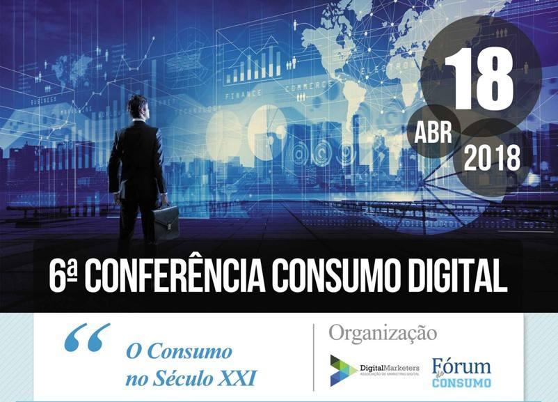 Conferência – Consumo Digital