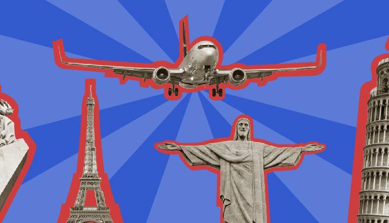 Viaje com as melhores campanhas de Marketing para turismo