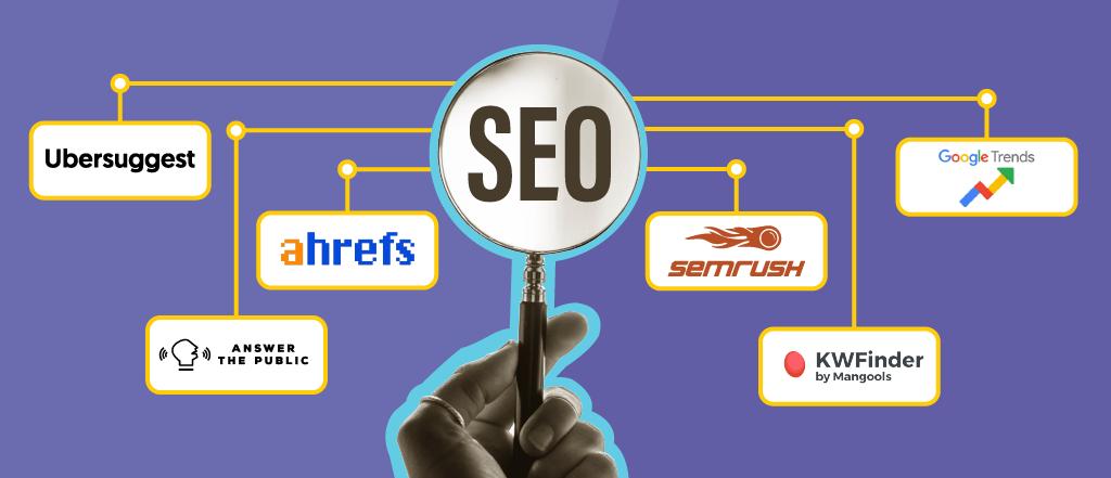 6 ferramentas de SEO para garantir uma boa presença online