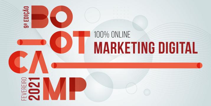 Bootcamp de Marketing Digital – 9.ª edição